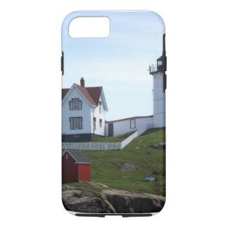 Caso del iPhone de York Maine del faro de Neddick Funda iPhone 7
