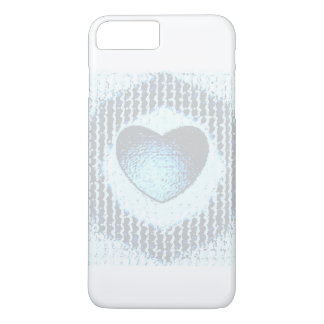 Caso del iPhone del corazón Funda iPhone 7 Plus