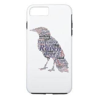 Caso del iPhone del cuervo Funda iPhone 7 Plus
