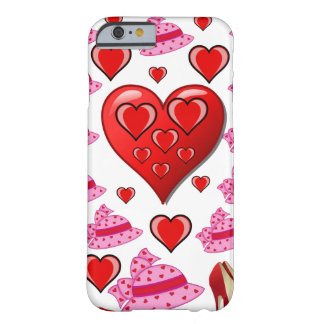 Caso del iphone del el día de San Valentín para su Funda Barely There iPhone 6