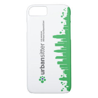 Caso del iPhone del LA de UrbanSitter Funda iPhone 7