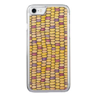 Caso del iPhone del maíz indio Funda Para iPhone 7 De Carved
