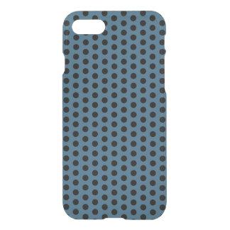 Caso del iPhone del modelo del azul negro y de Funda Para iPhone 7