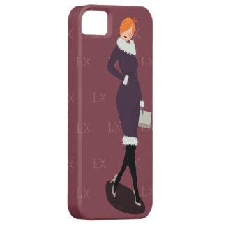 Caso del iPhone del móvil del dulce sesenta iPhone 5 Case-Mate Carcasas