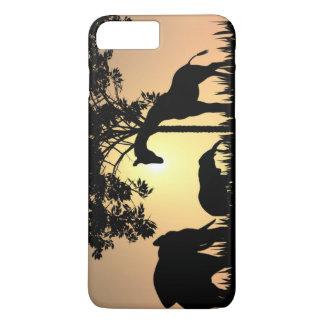 Caso del iPhone del safari Funda iPhone 7 Plus