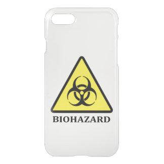 Caso del iPhone del símbolo del Biohazard Funda Para iPhone 7