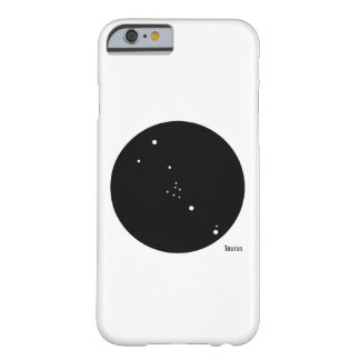 Caso del iPhone del zodiaco (tauro) Funda Barely There iPhone 6