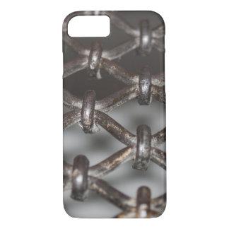caso del iPhone, hierro del enrejado Funda iPhone 7