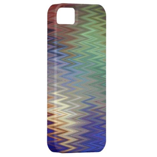 Caso del iPhone SE/5/5S Barely There del zigzag Funda Para iPhone SE/5/5s