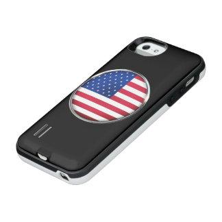 Caso del iPhone SE/5/5S de la galería del poder Funda Para Batería Para iPhone SE/5/5s