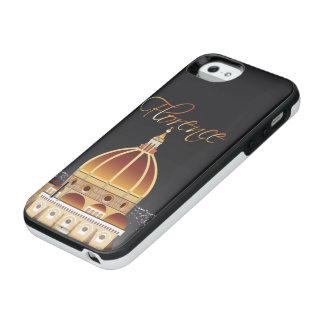 Caso del iPhone SE/5/5S de la galería del poder Funda Power Gallery™ Para iPhone 5 De Uncommon