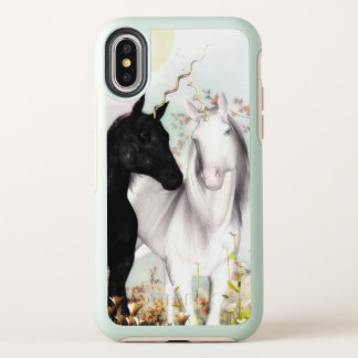 Caso del iPhone X del amor del unicornio