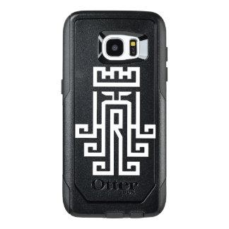 Caso del logotipo del borde de la galaxia S7 de Funda OtterBox Para Samsung Galaxy S7 Edge