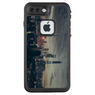 caso del paisaje urbano del iPhone
