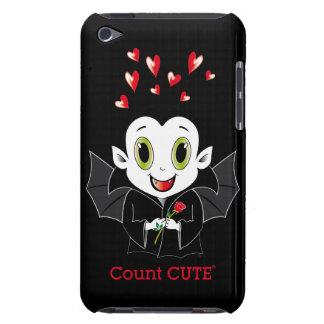 Caso del tacto de Cute® iPod de la cuenta iPod Case-Mate Coberturas
