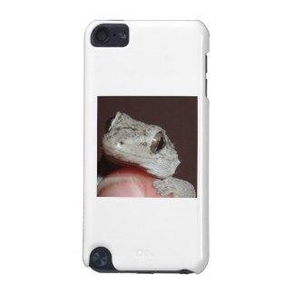 caso del tacto de iPod con el Gecko