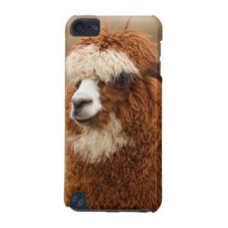 Caso del tacto de iPod de la alpaca Carcasa Para iPod Touch 5