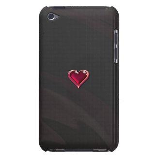 Caso del tacto de iPod del corazón iPod Touch Carcasa