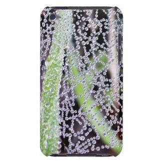 Caso del tacto de iPod del Web del agua Case-Mate iPod Touch Cárcasa