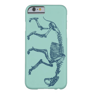 Caso del tigre iphone6 del diente del sable funda barely there iPhone 6