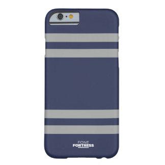 Caso delgado del iPhone 6 de Stripey Funda Barely There iPhone 6