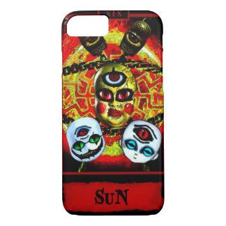Caso demoníaco espeluznante del iPhone 7 de la Funda iPhone 7