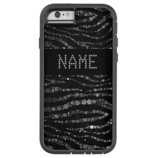Caso descarado del extracto iPhone6 del estampado Funda Tough Xtreme iPhone 6