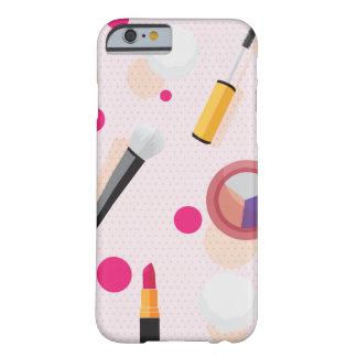 Caso determinado del iPhone 6/6s del rosa del Funda Barely There iPhone 6