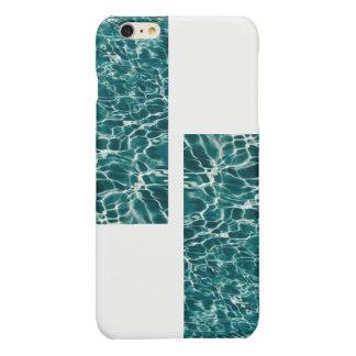 Caso diseñado océano de Iphone