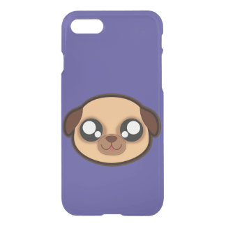 Caso divertido del perro iphone7 de Kawaii Funda Para iPhone 8/7