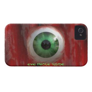 Caso divertido grueso del iPhone del horror del iPhone 4 Cobertura