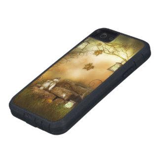 Caso duro del iPhone 5 de Xtreme del bosque del iPhone 5 Carcasas