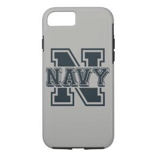Caso duro del iPhone 7 de la marina americana Funda Para iPhone 8/7