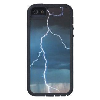 Caso duro del iPhone SE/5/5S Xtreme del relámpago Funda iPhone SE/5/5s