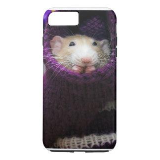 Caso duro más del iPhone 7 del ratón de Marty Funda iPhone 7 Plus