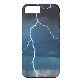 Caso duro más del iPhone 7 del relámpago Funda Para iPhone 8 Plus/7 Plus