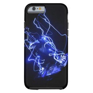 Caso eléctrico del iPhone 6 de DJ Funda Para iPhone 6 Tough