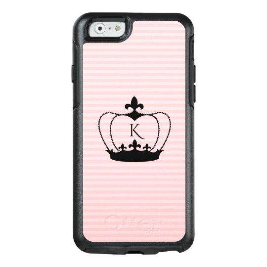 Caso elegante del iPhone 6/6S de la corona de la Funda Otterbox Para iPhone 6/6s