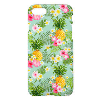 Caso elegante del iPhone 7 de Zazzle de la piña Funda Para iPhone 8/7