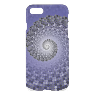 Caso espiral del iPhone Funda Para iPhone 7
