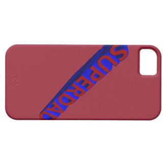 Caso estupendo del iphone del papá iPhone 5 Case-Mate protector