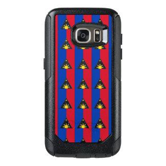 Caso filipino de Otterbox de la bandera Funda Otterbox Para Samsung Galaxy S7