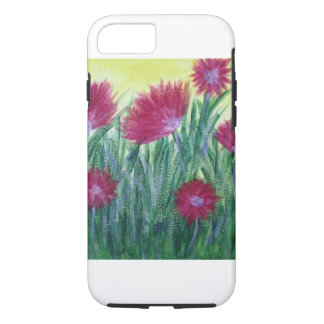 caso floral del caso del iphone funda iPhone 7