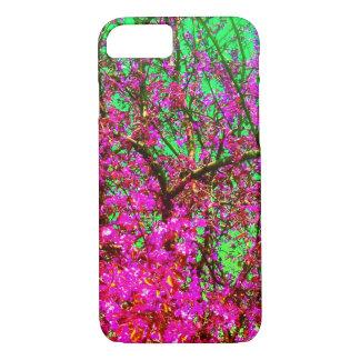Caso floral del iPhone de la primavera Funda iPhone 7