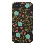 Caso floral elegante de Iphone 4/4S iPhone 4 Cárcasa