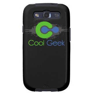 """""""Caso fresco de Smartphone del friki """" Galaxy SIII Protector"""