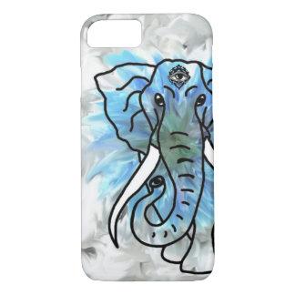 Caso fresco del elefante funda iPhone 7