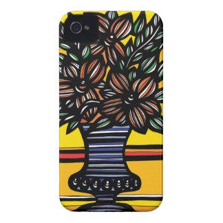 Caso fresco lindo único floral del iPhone 4 iPhone 4 Carcasa