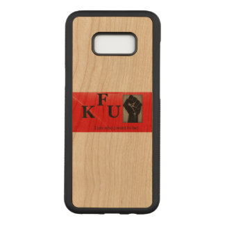 Caso Funda Para Samsung Galaxy S8+ De Carved