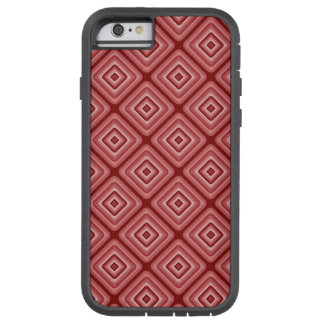 Caso geométrico funda tough xtreme iPhone 6